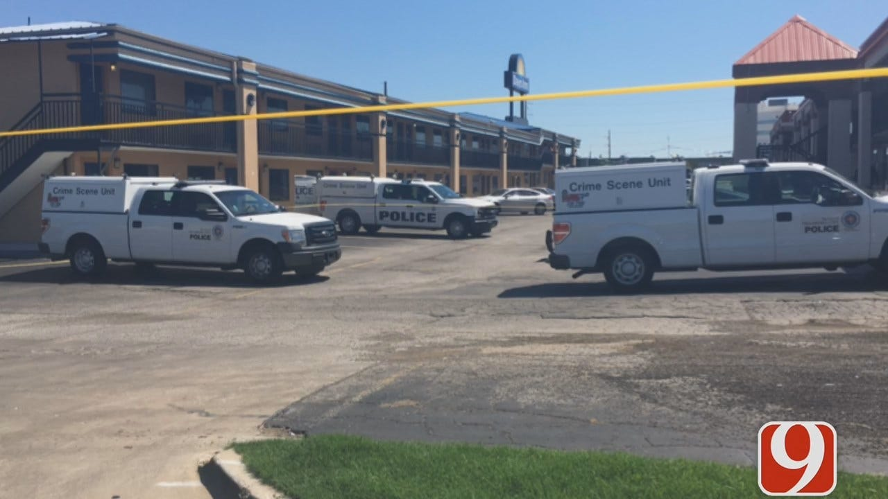 OKC Housekeeper Finds Woman Murdered In Hotel Room