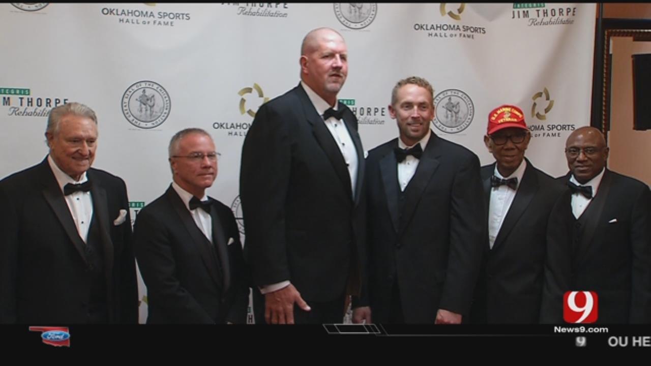Winning Call: OK Sports Hall of Fame