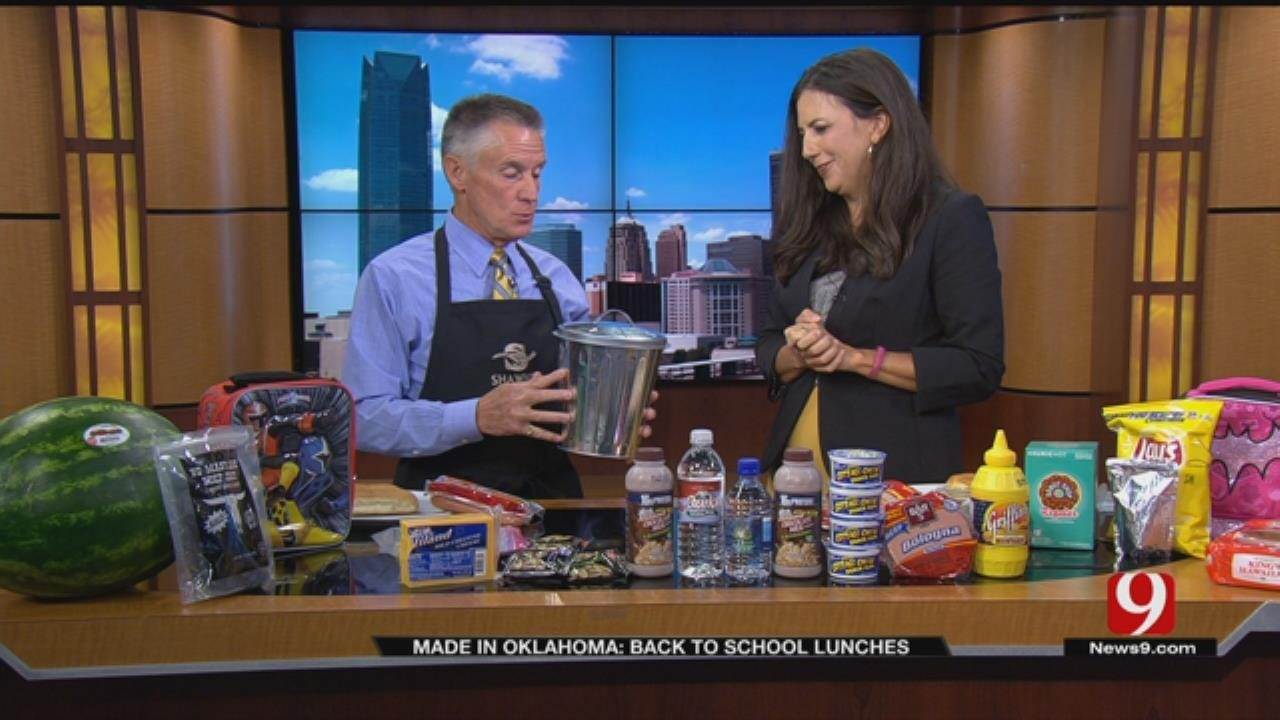 MIO: Suggestions For School Lunches