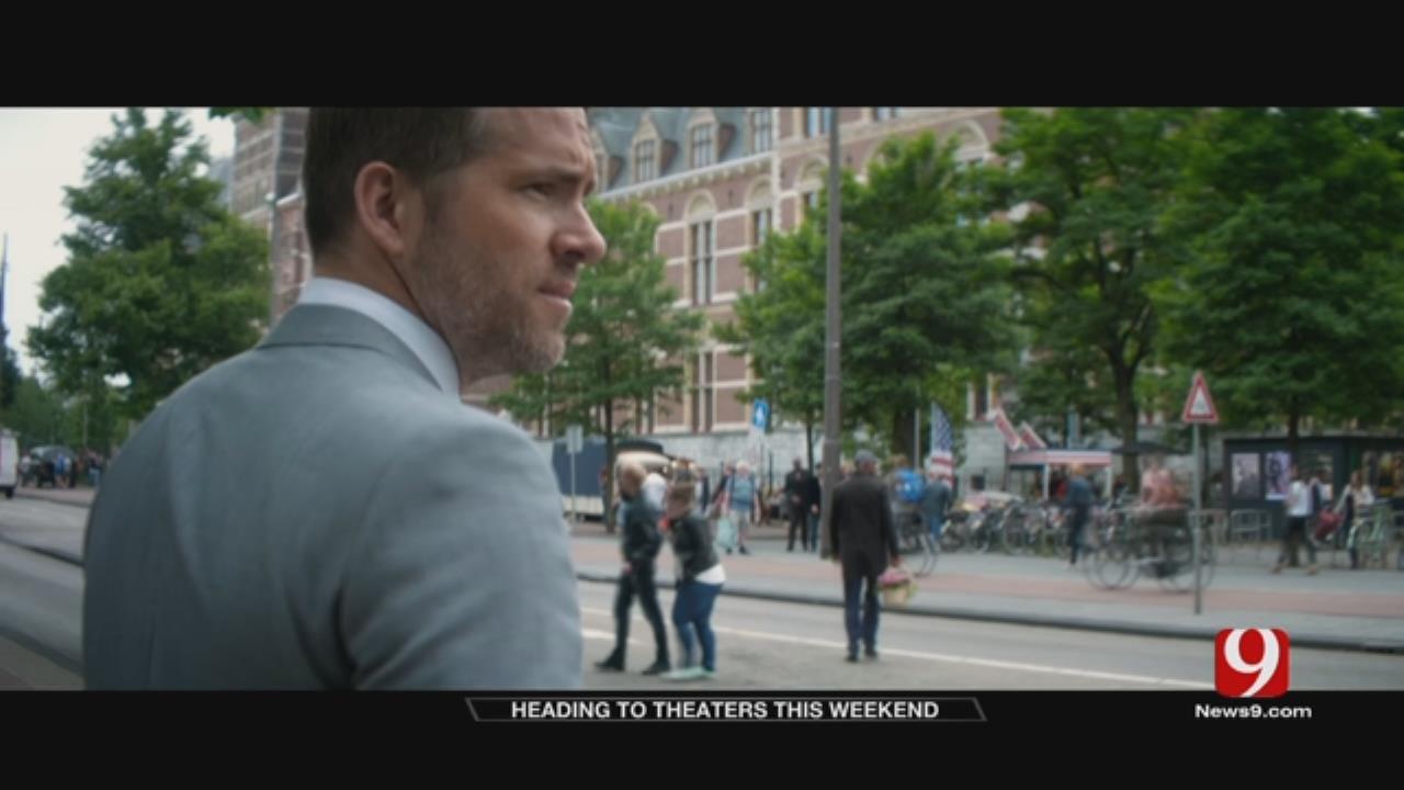 Dino's Movie Moment: The Hitman's Bodyguard, Logan Lucky