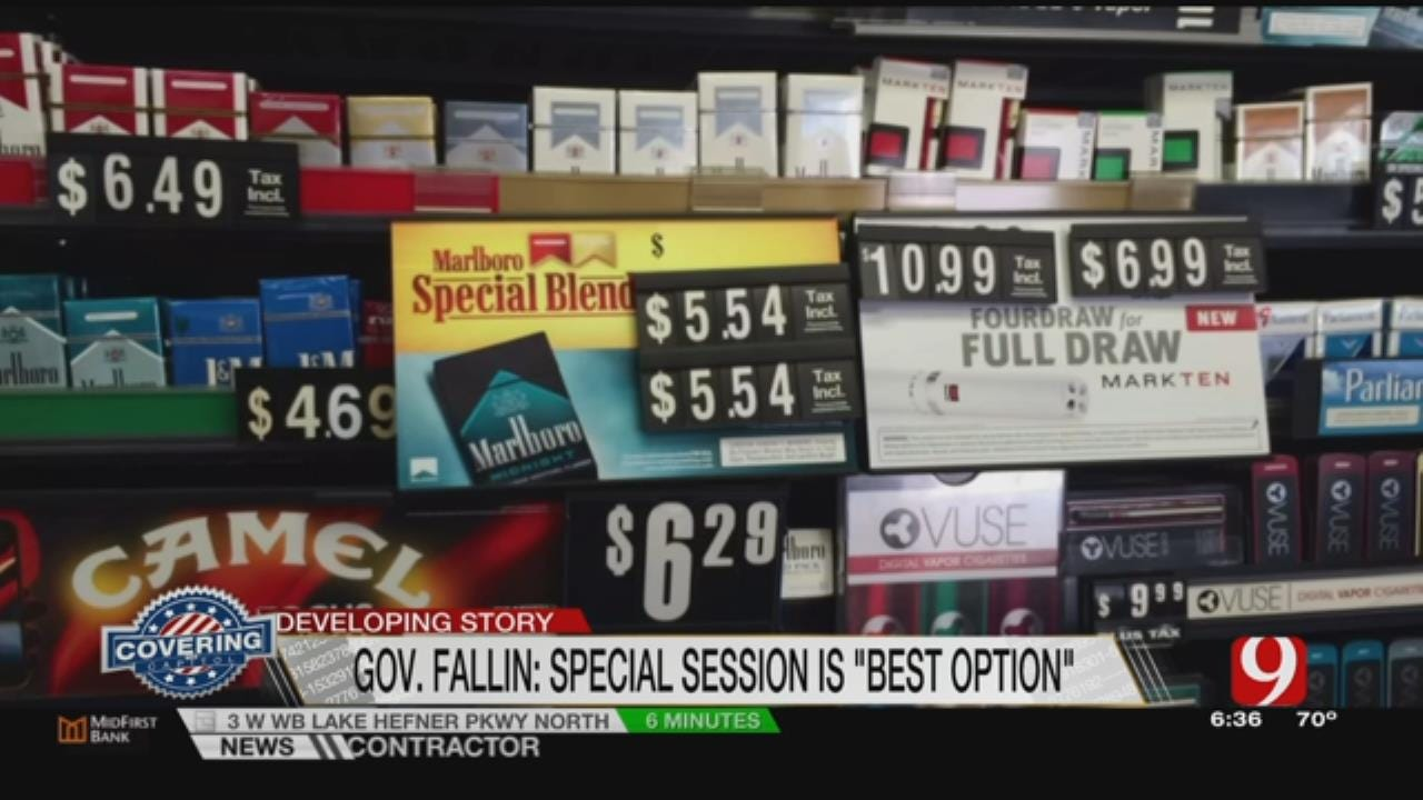 Governor Says Special Session Should Happen But Doesn't Order One