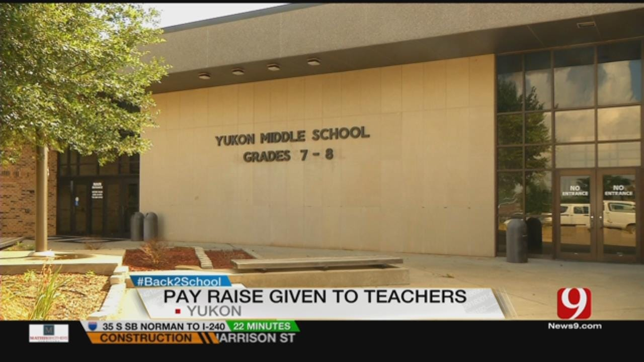 Yukon Schools Growing In Students, Teachers, And Salaries