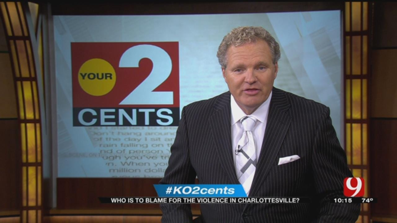 Your 2 Cents: Who Is To Blame For The Violence In Charlottesville?