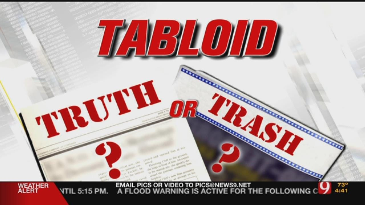 Tabloid Truth Or Trash For Tuesday, August 15