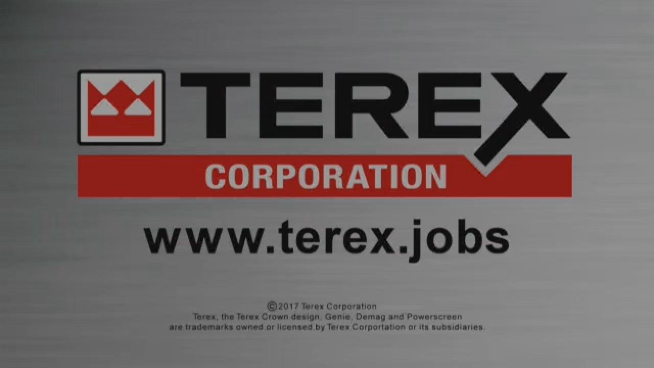 Terex Hiring Preroll 2017