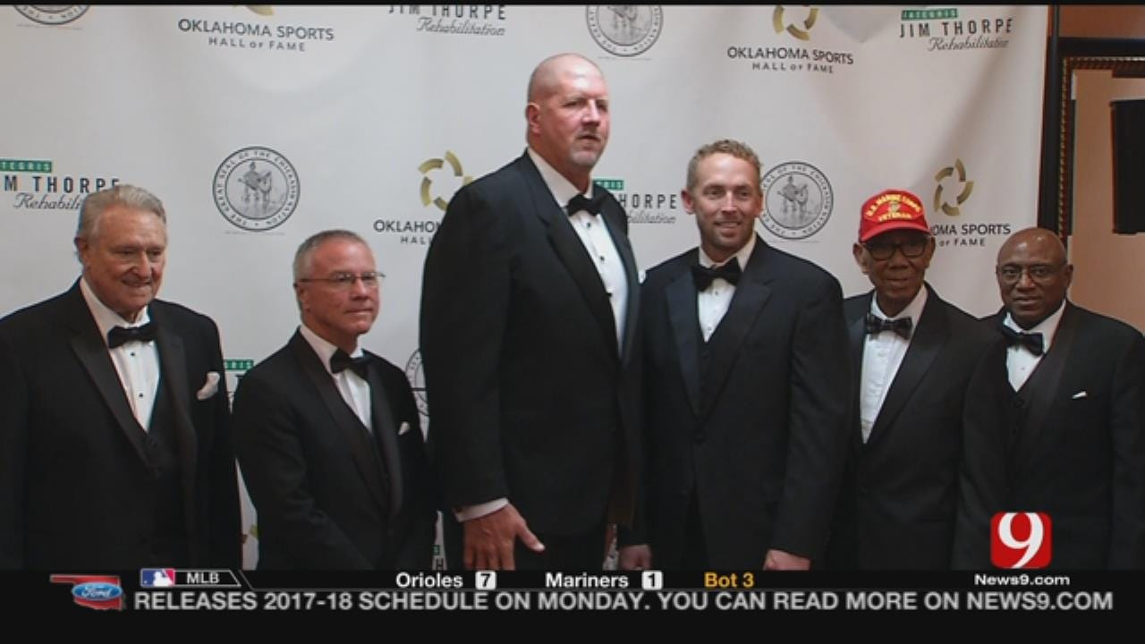 Oklahoma Sports Hall of Fame Inductees