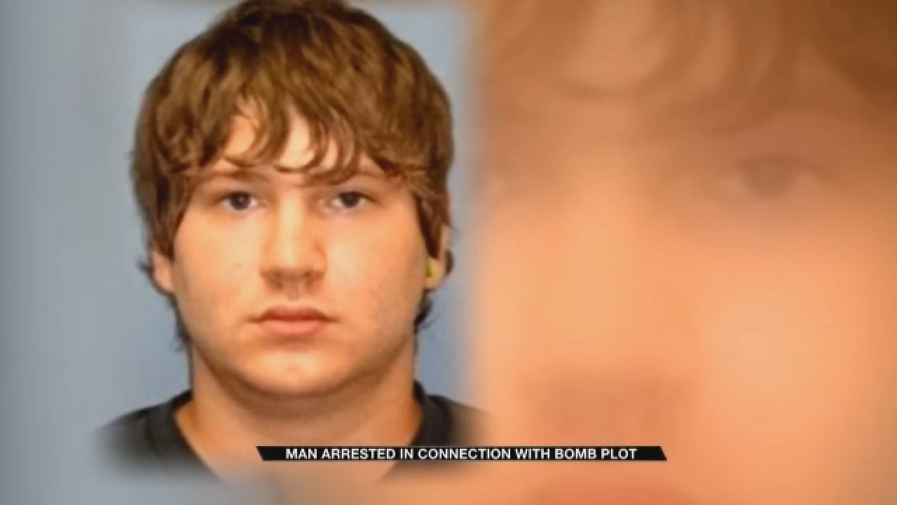 FBI Says Anti-Government Extremist Wanted To Replicate OKC Bombing