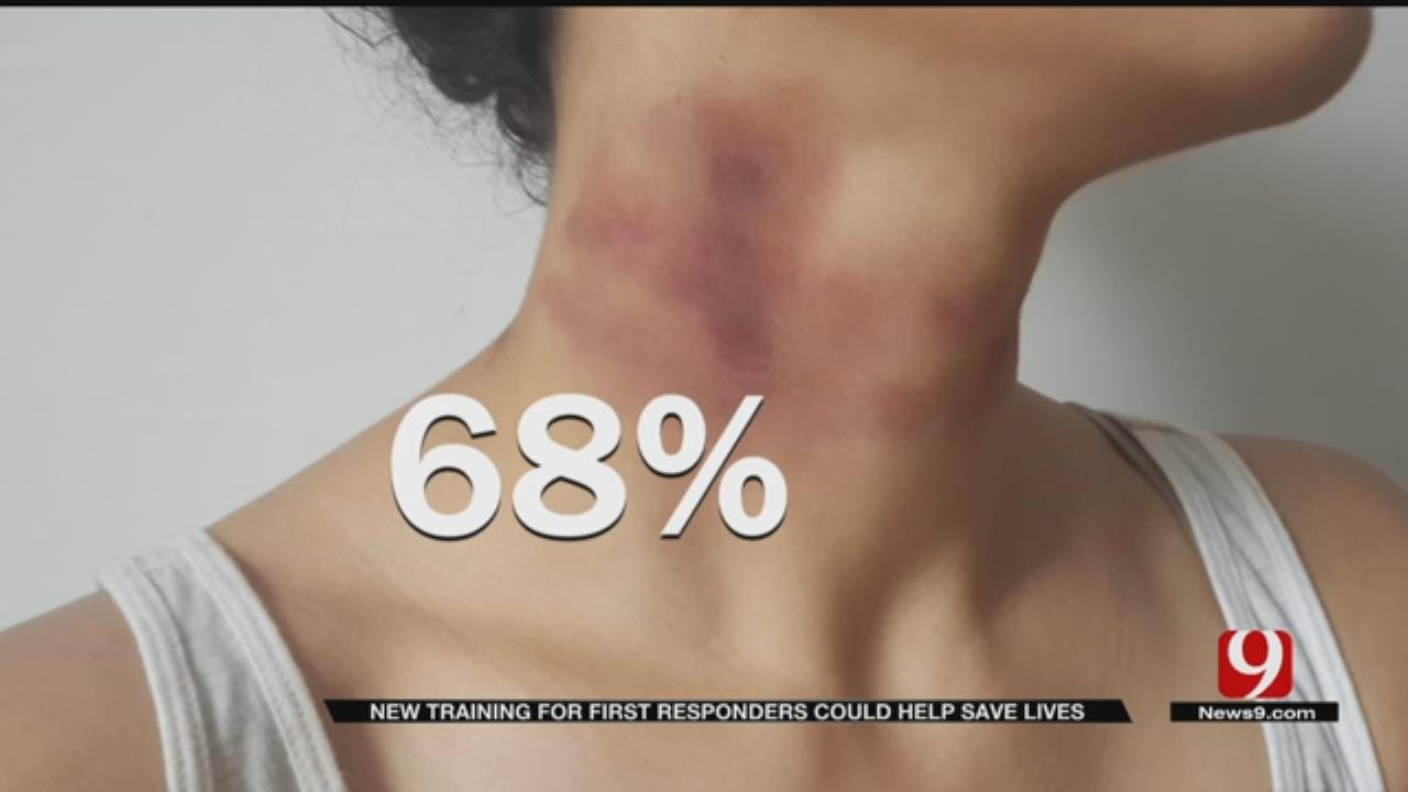 Oklahoma Agencies Train To Understand Dangers Of Strangulation