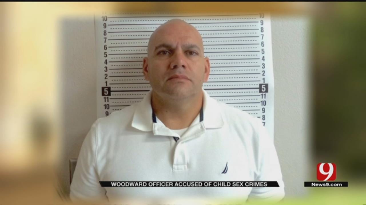 Woodward Detective Arrested On Child Sex Abuse Complaints