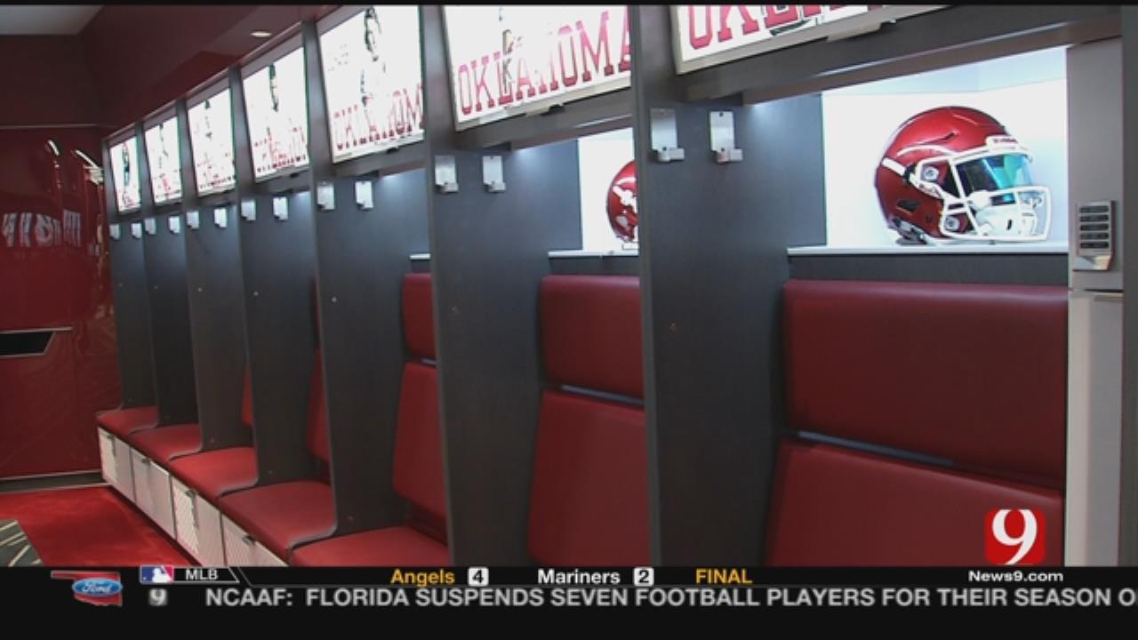 New OU Football Facilities