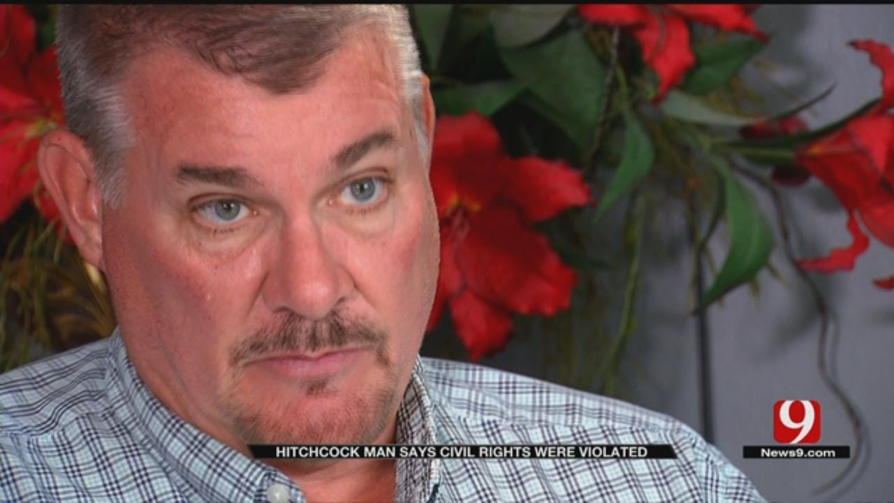 Hitchcock Clerk Speaks Out About Civil Rights Lawsuit