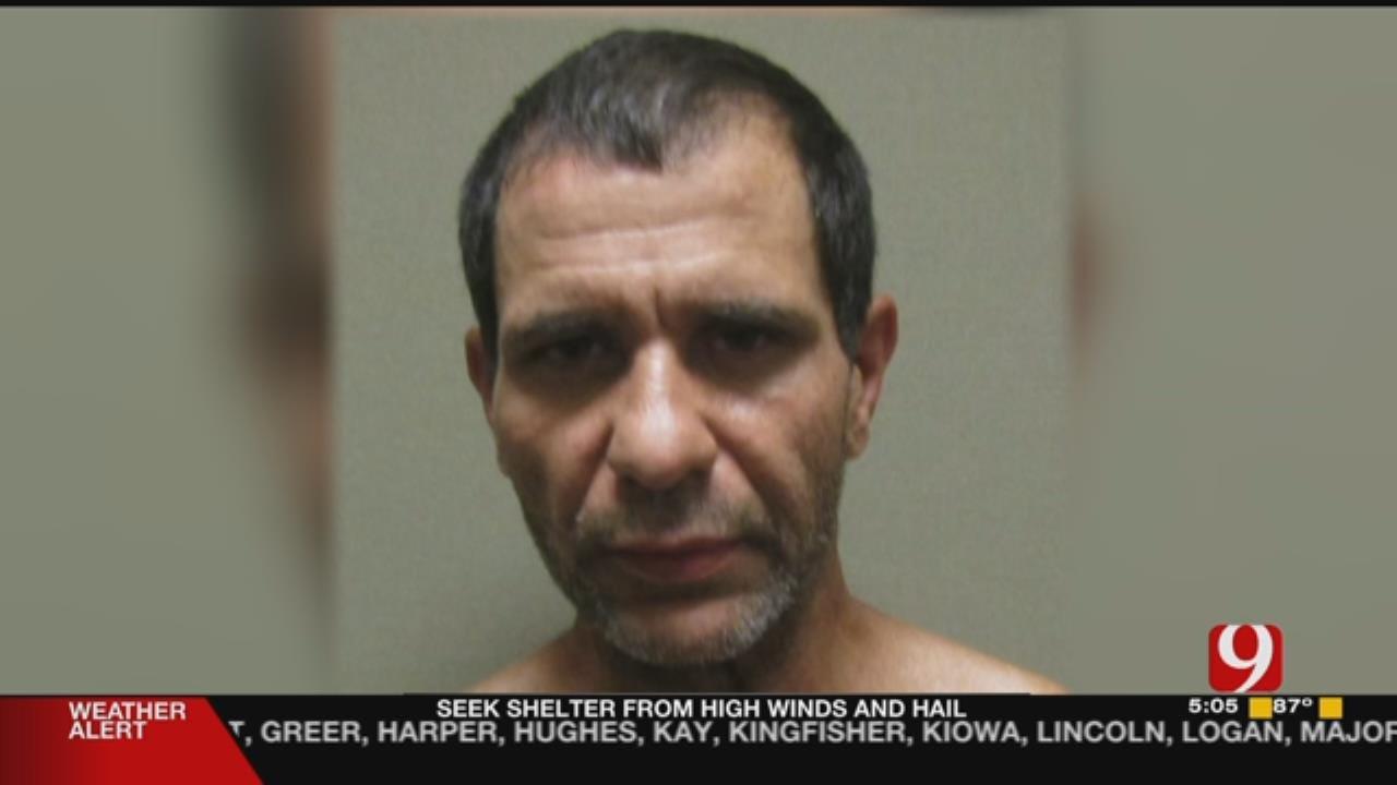 Serial OKC Burglar Behind Bars