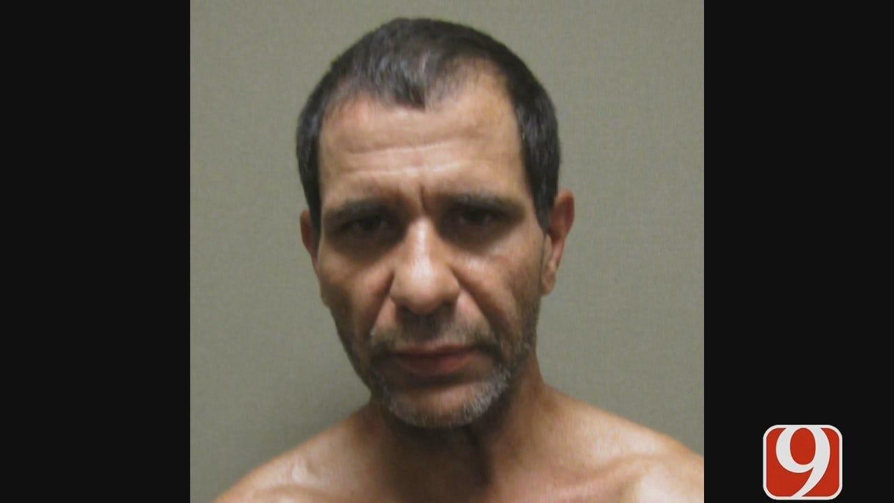Officers Say Serial OKC Burglar In Custody