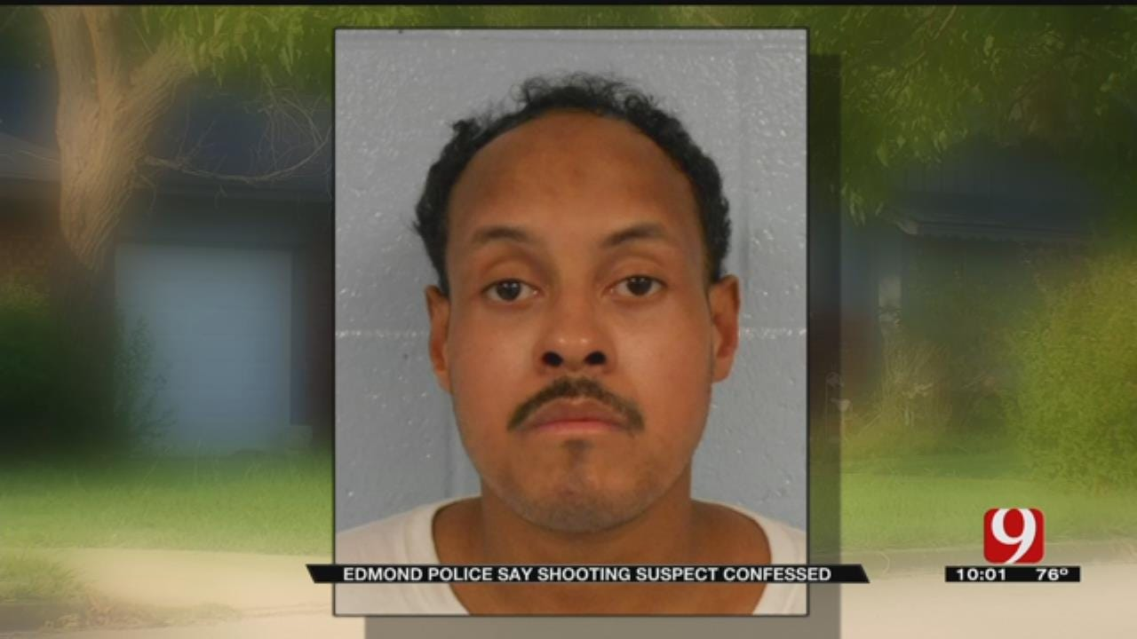 Edmond Shooting Victim's Wife Says She's Thankful For Arrest