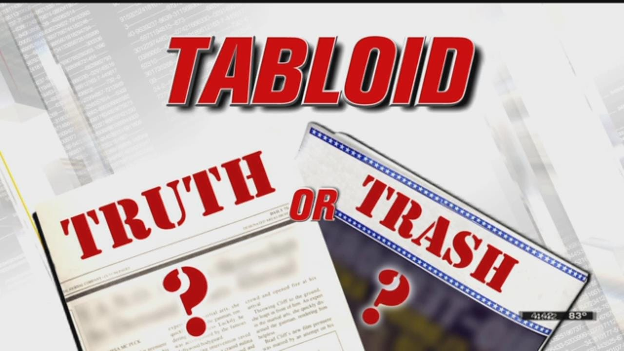 Tabloid Truth Or Trash For Tuesday, August 8