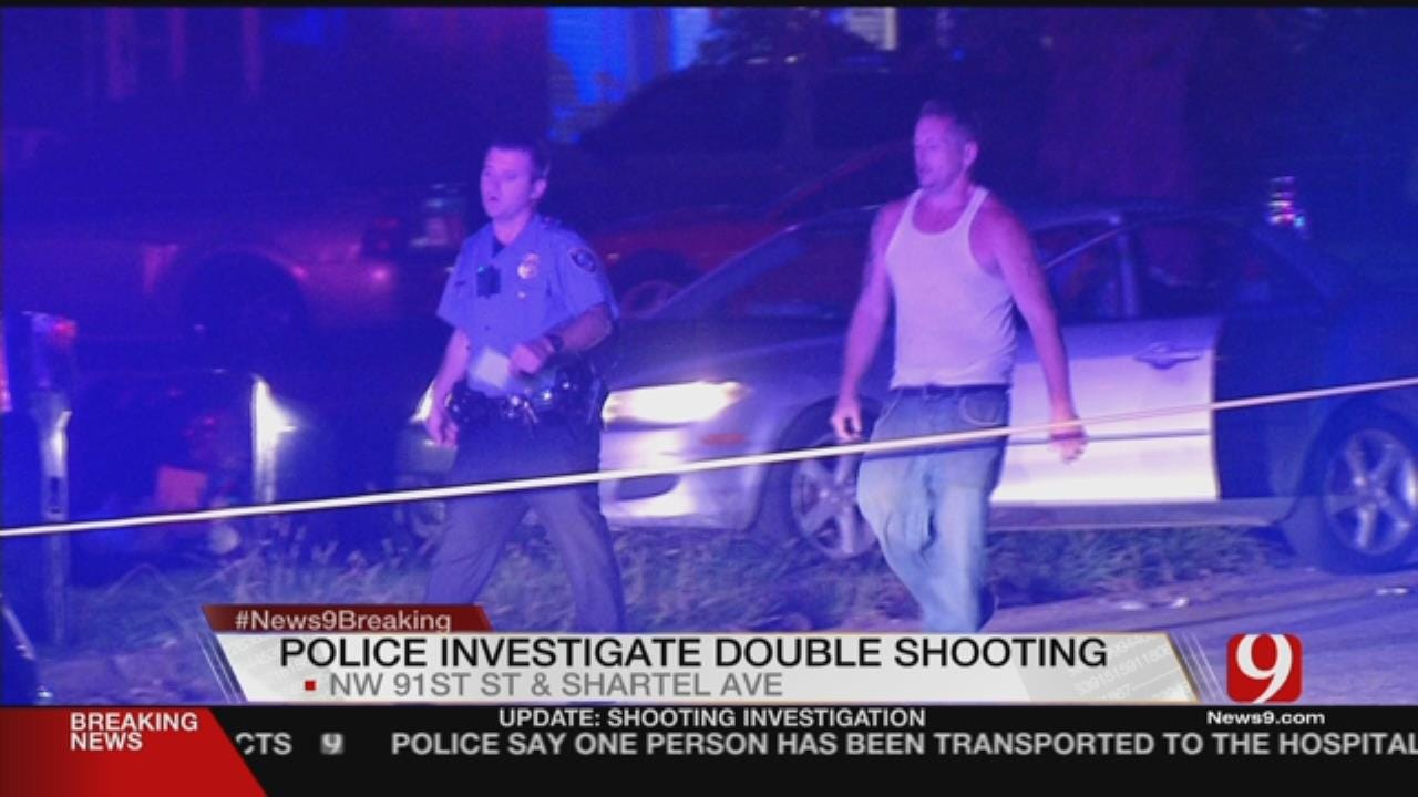 Two Victims Critical In NW OKC Shooting