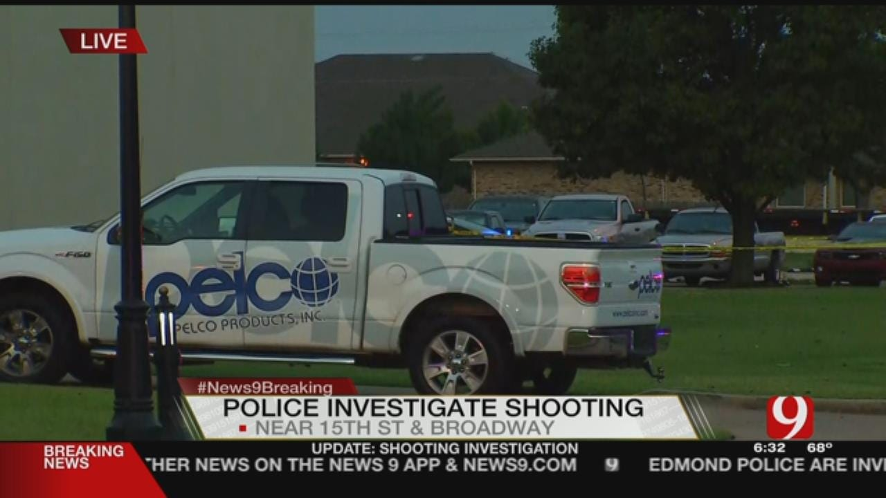 Shooting At Pelco In Edmond
