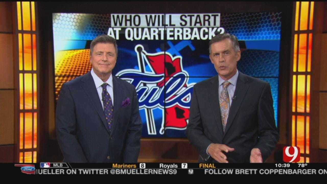 Who Will Start As QB At TU