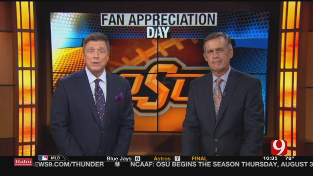 """OSU """"Fan Appreciation Day"""""""