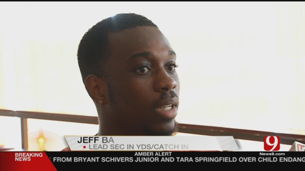 OU Transfer Receiver Jeff Badet Earning High Praise