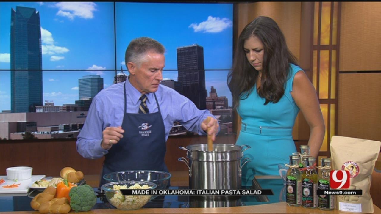 Made In Oklahoma: Pasta Salad