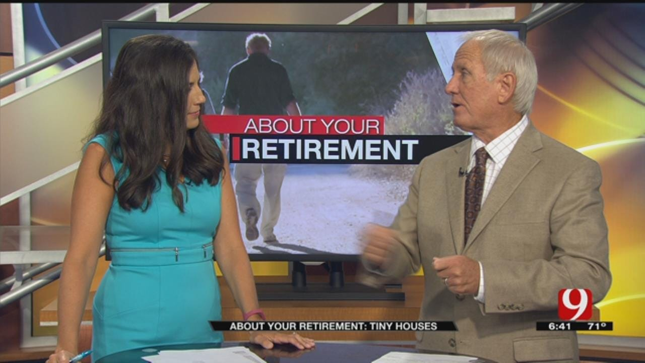 About Your Retirement: Tiny Houses