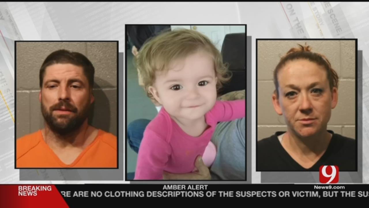 Arrest Warrant Issued For Man Involved In Cleveland Co. Amber Alert
