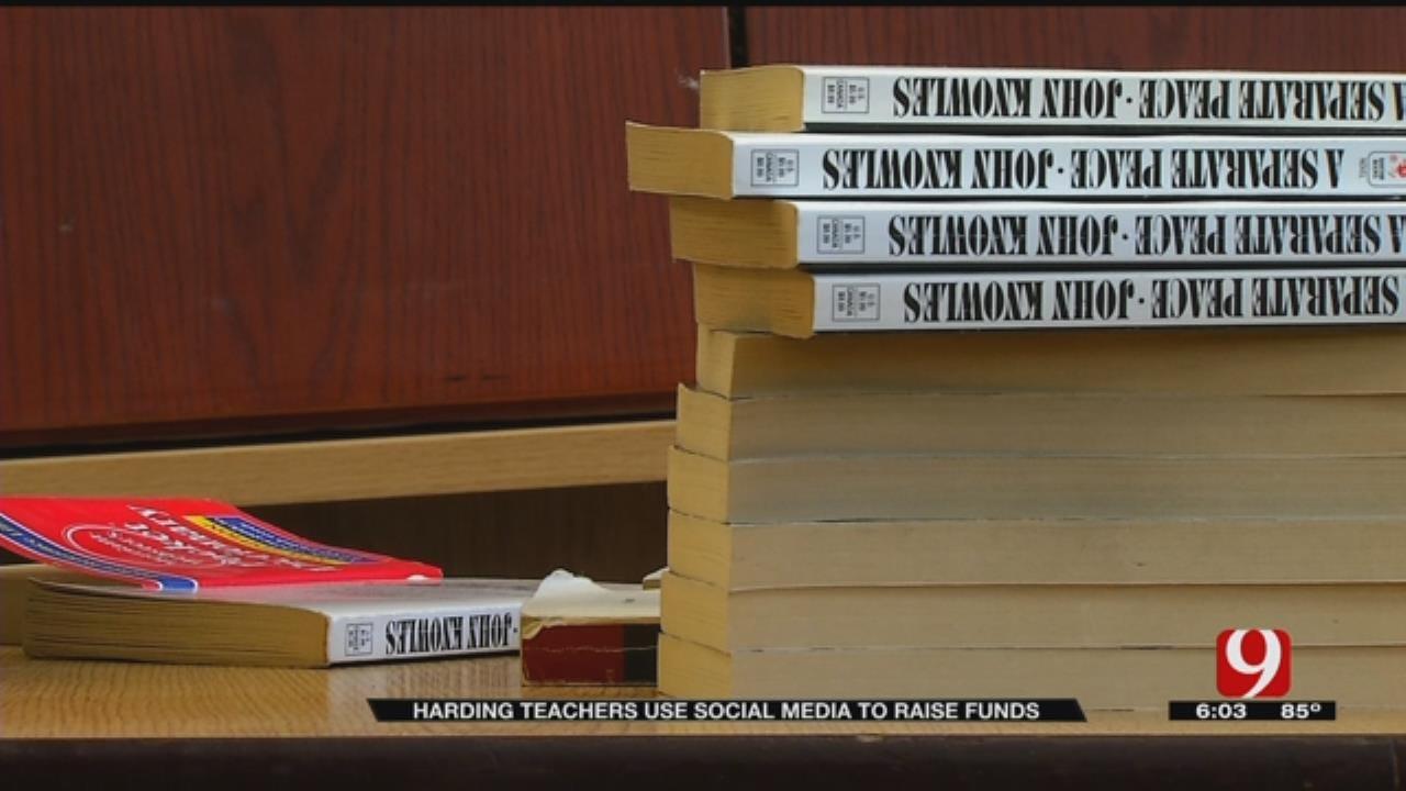 Harding Teachers Use Social Media To Raise Funds