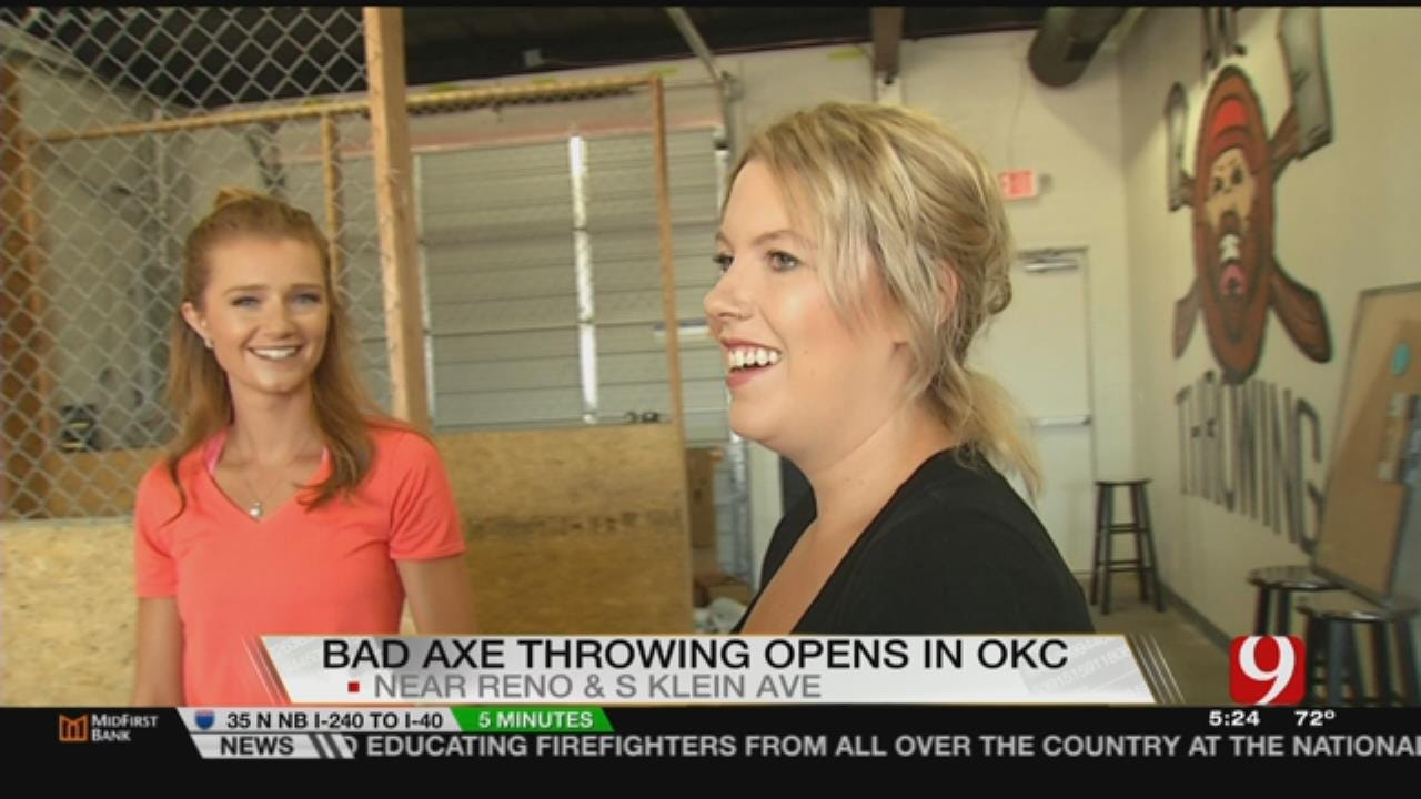 New Business Brings Canadian Pastime To West OKC