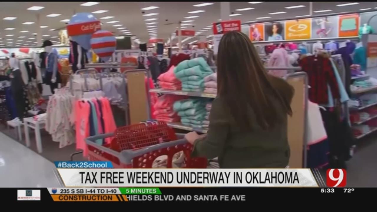 Stores Across State Prepare For Tax-Free Weekend