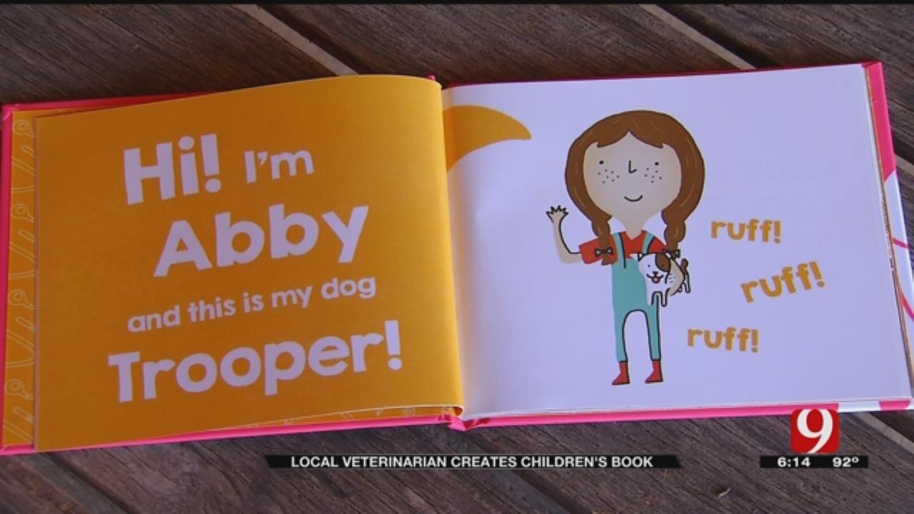 Veterinarian Combats Shortage With Children's Book Series