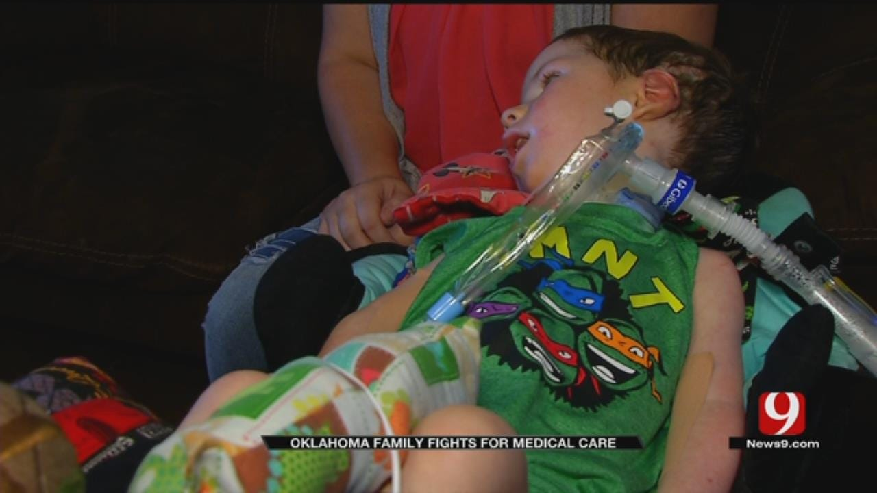Four-Year-Old Noble Boy To Receive $750,000 Medication