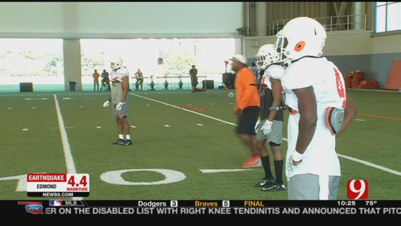 OSU Shaking Up The Secondary