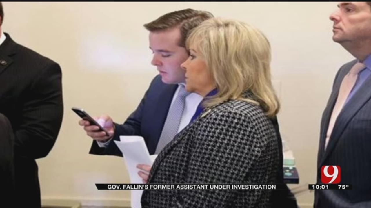 Gov. Fallin's Former Assistant Under Investigation