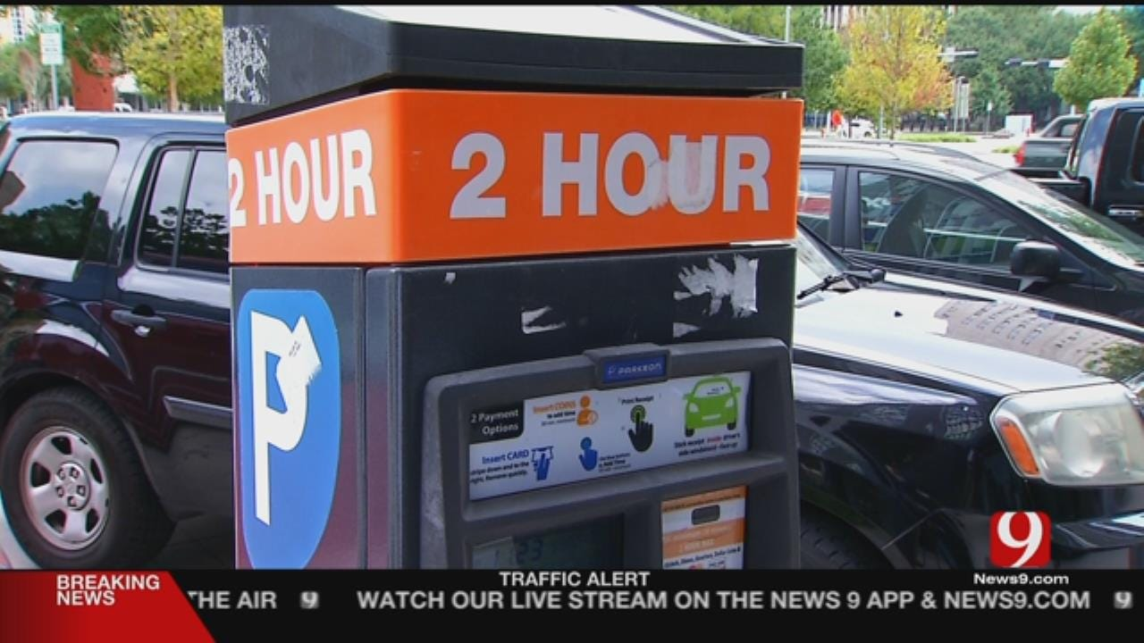 Oklahoma City Council Proposes Changes To Downtown Parking