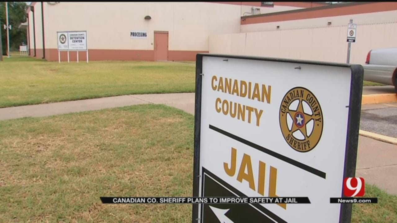 Sheriff Plans Project To Improve Canadian County Jail