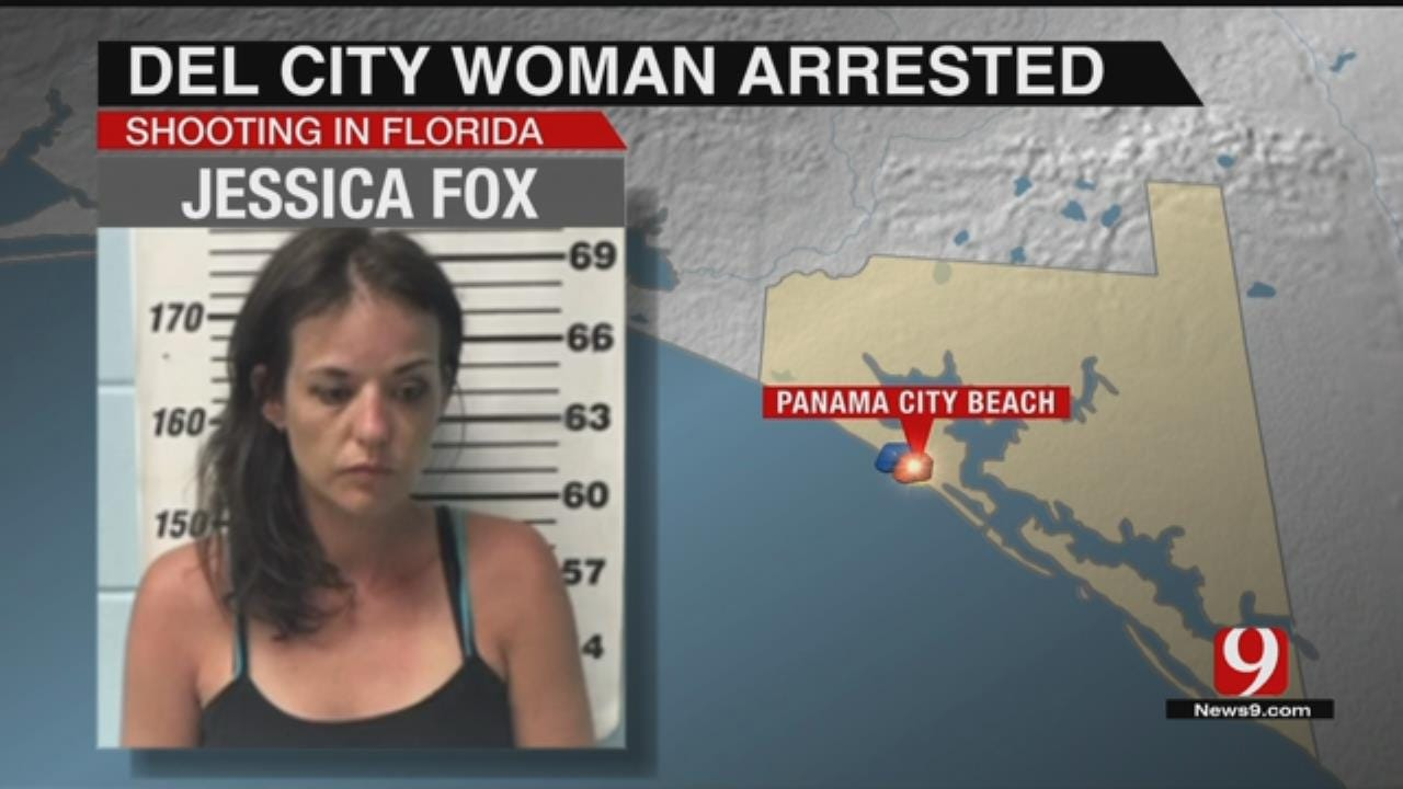 Del City Woman Arrested In Shooting While On Vacation