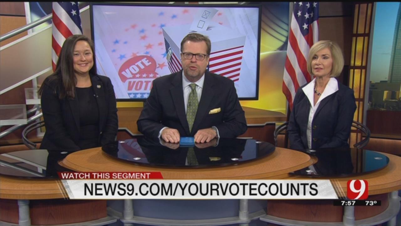 Your Vote Counts: Economy, DOC, Sen. Yen