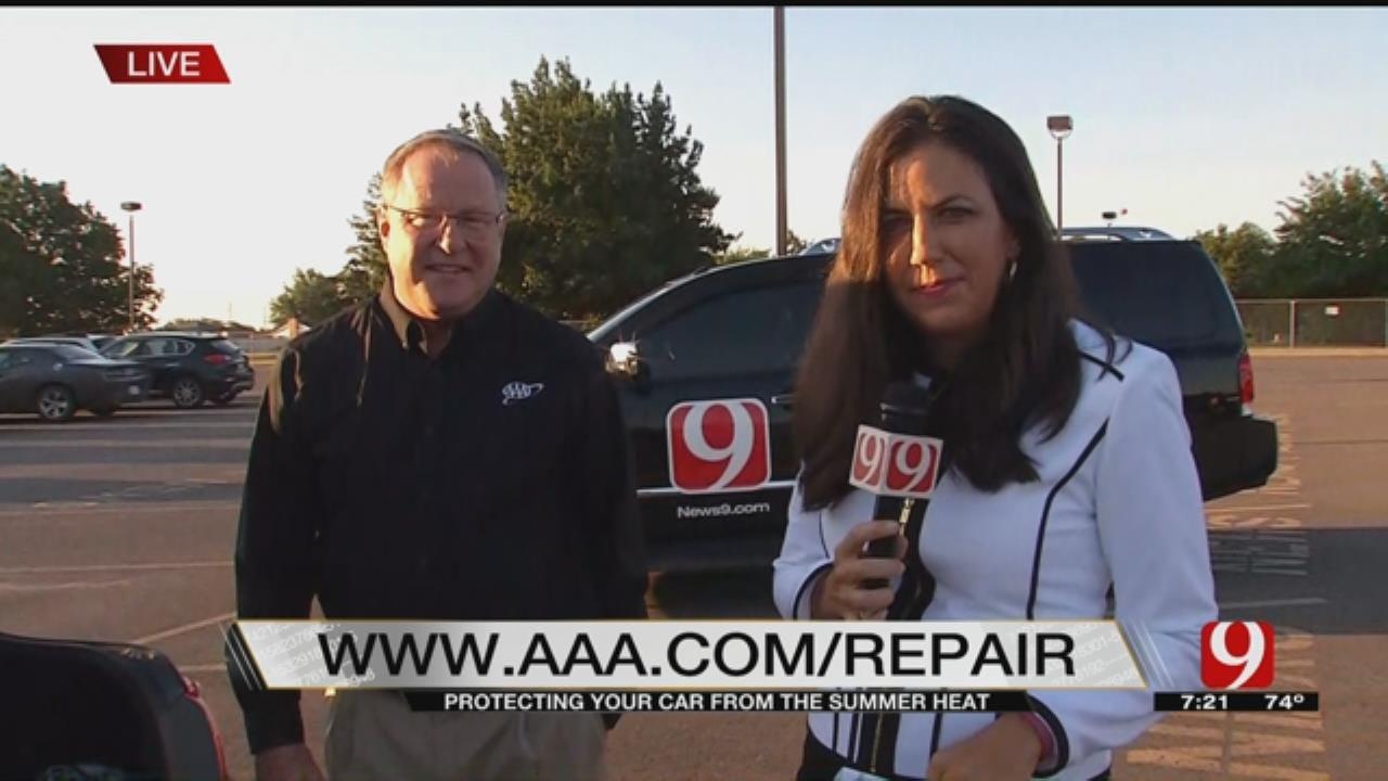 AAA Summer Car Tips: Chuck Mai