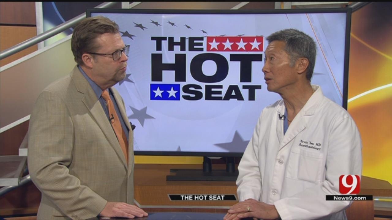 Hot Seat: Dr. Ervin Yen