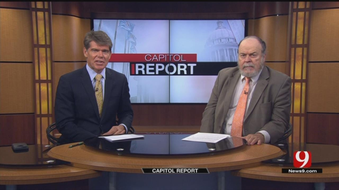 Capitol Report: Deep Partisan Divide
