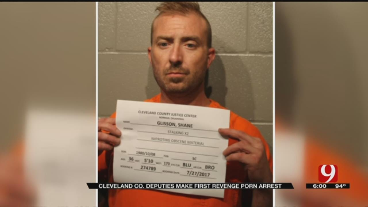 First Revenge Porn Case For Cleveland County Authorities