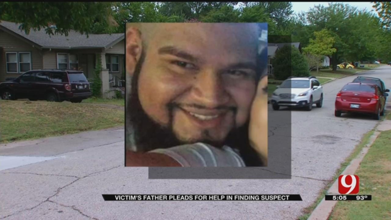 OKC Homicide Victim's Father Pleads For Answers In Unsolved Case