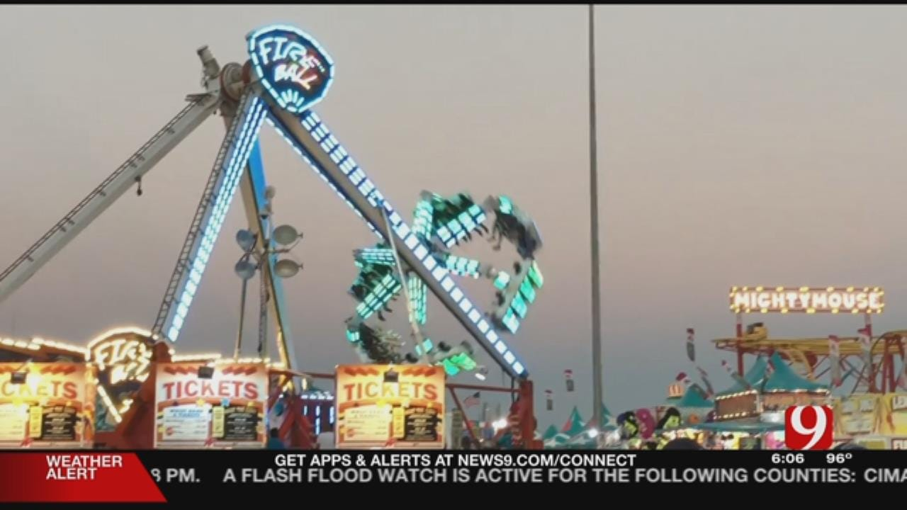 'Fire Ball' Accident Prompts Increased Ride Testing in Oklahoma