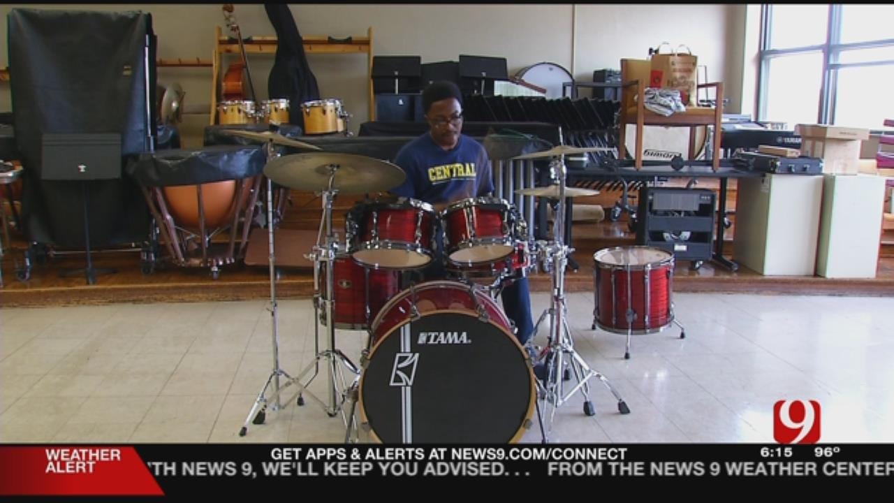 Outdoor Drummer Must Find New Venue In The Metro