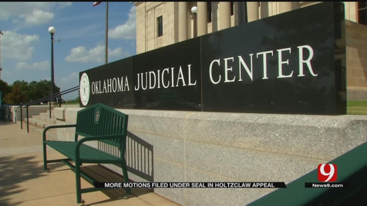 More Motions Filed Under Seal In Holtzclaw Appeal
