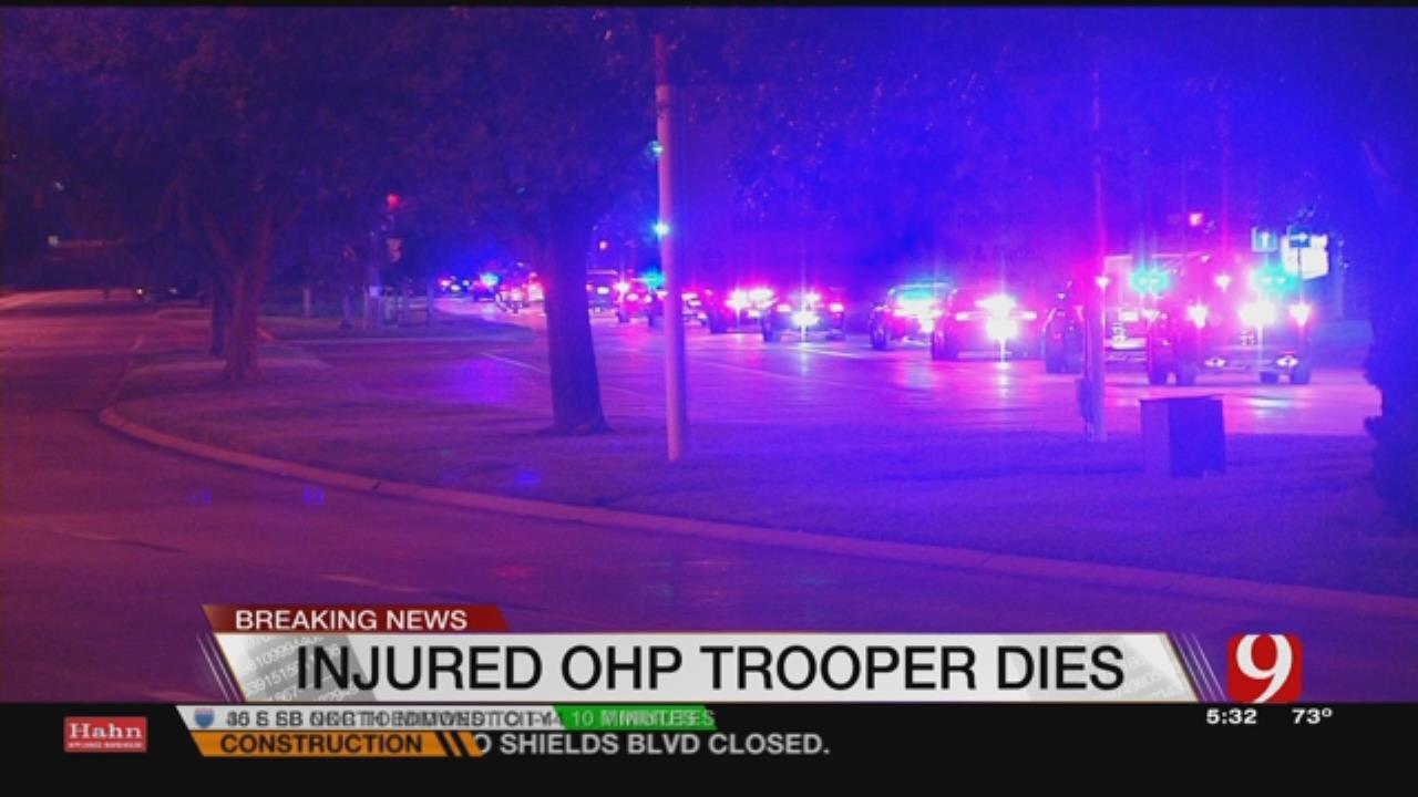OHP Trooper Heath Meyer Dies After Pursuit On I-35