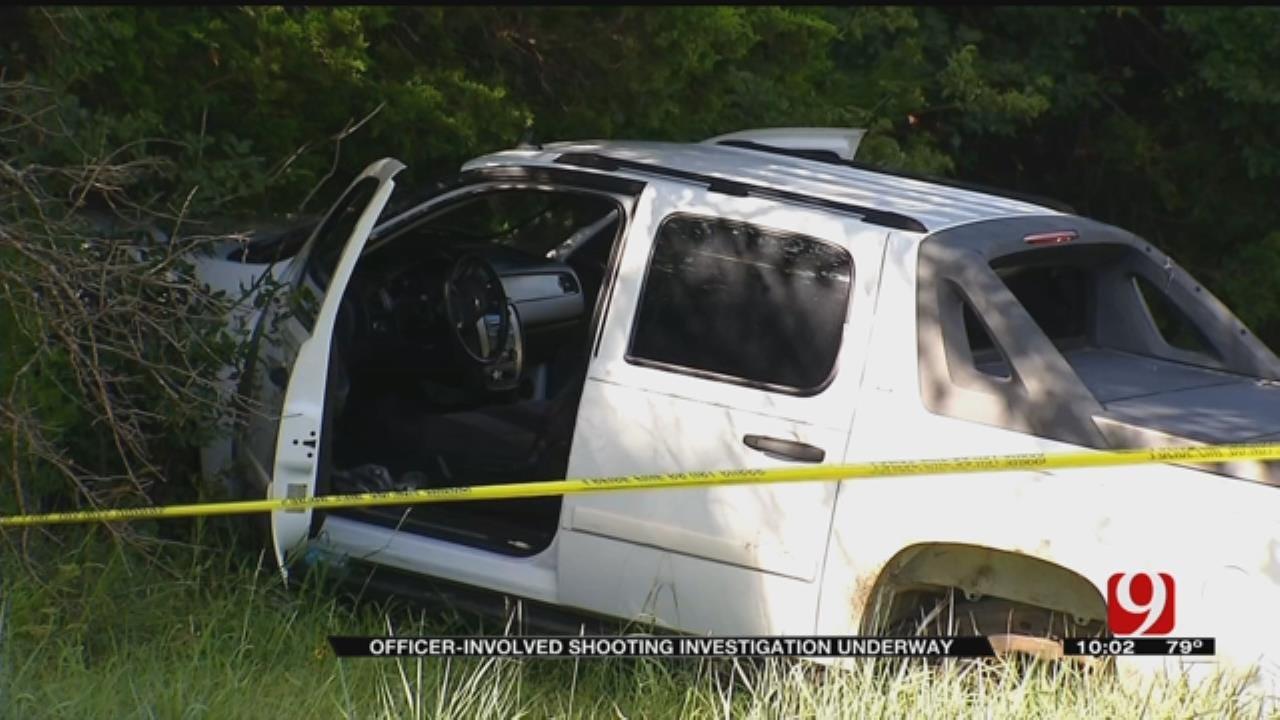 Suspects In Custody After Pott. Co. Pursuit