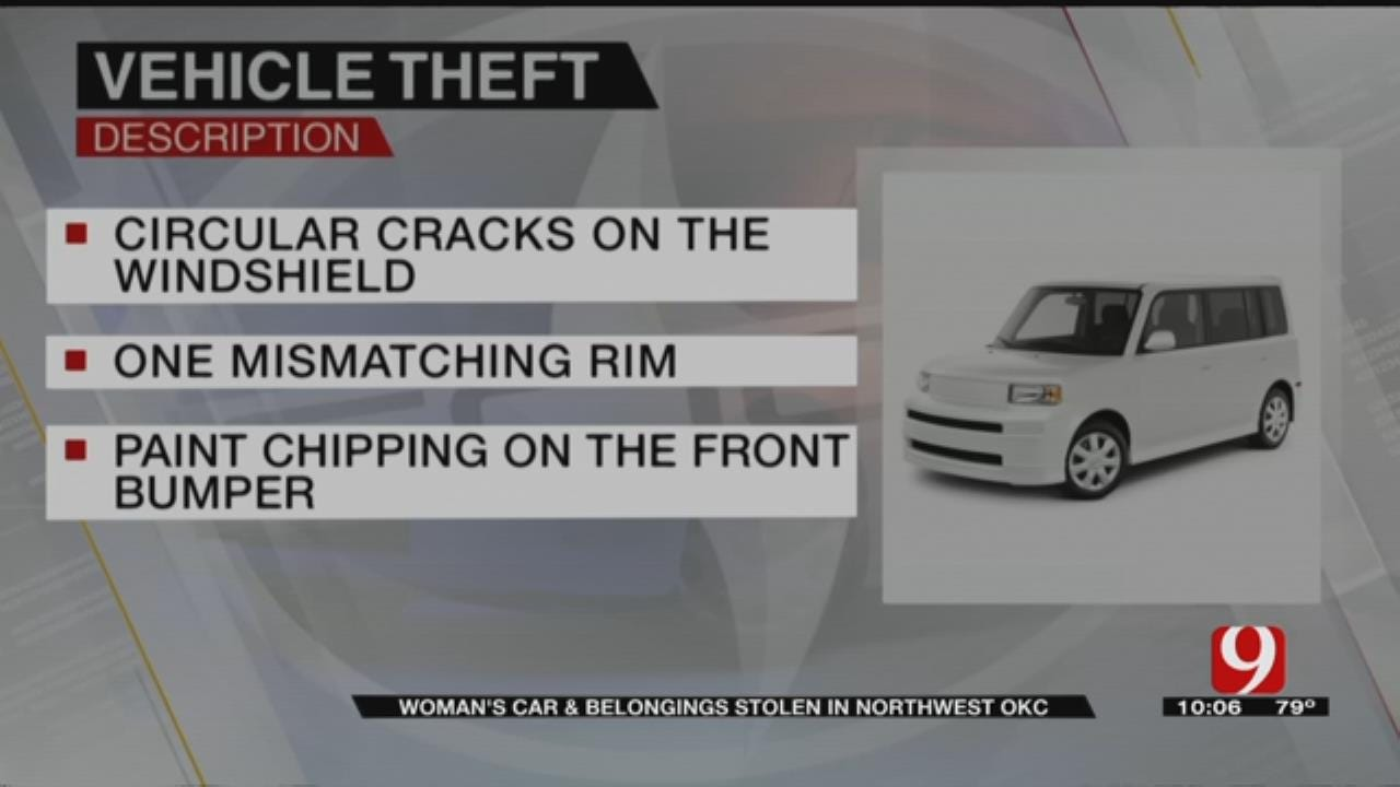 Police Search For Vehicle Stolen From Metro Mother