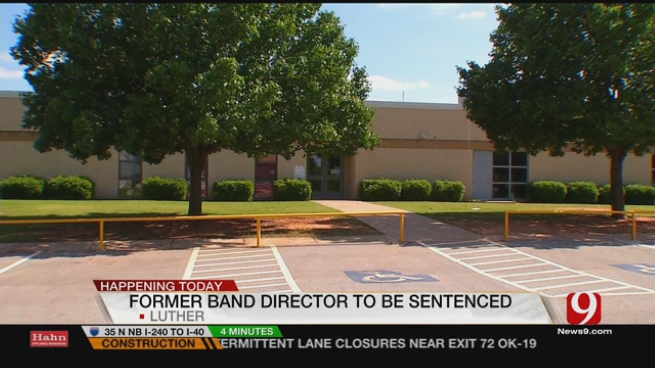 Former Luther Band Director Sentenced Today for 2015 Sex Crimes